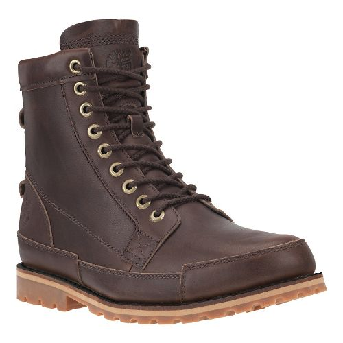 Mens Timberland EK Rugged 6 Boot Casual Shoe - Mulch Full Grain 9
