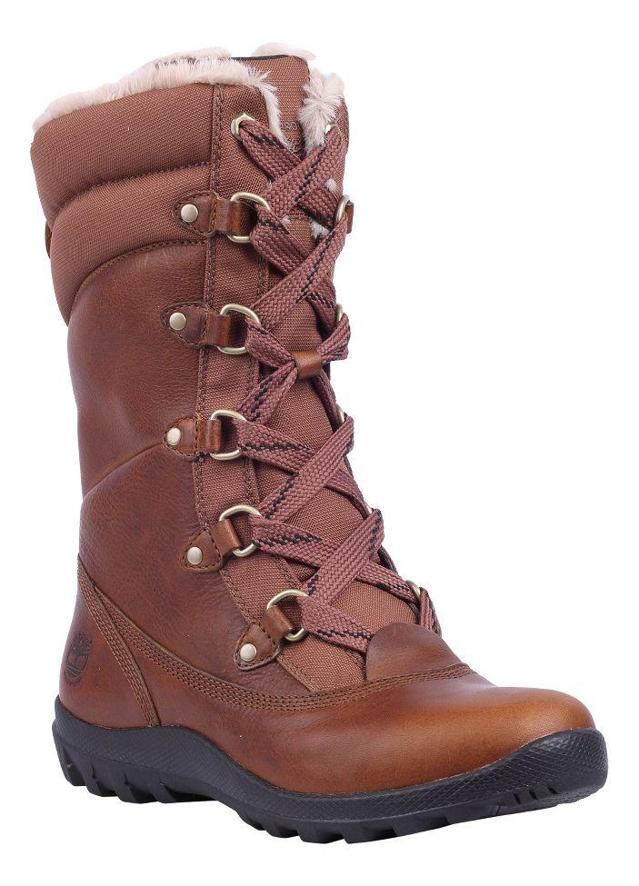 Timberland EK Mount Hope Mid Leather Hiking Shoe