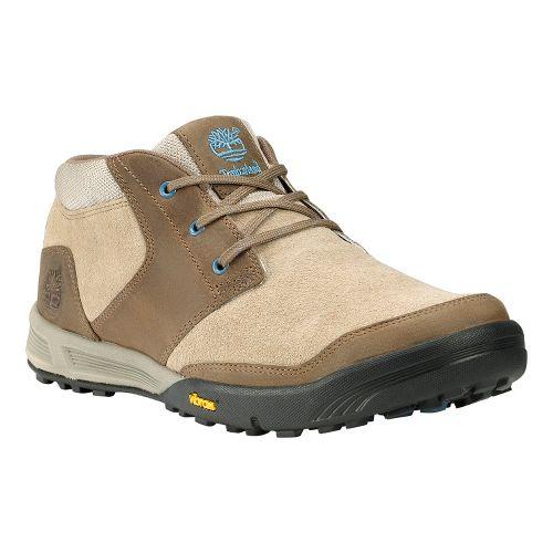Mens Timberland EK Pembroke Cabbie Hiking Shoe - Tan 10