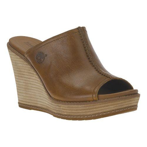 Womens Timberland EK Danforth Mule Casual Shoe - Buckthorne Brown 9.5