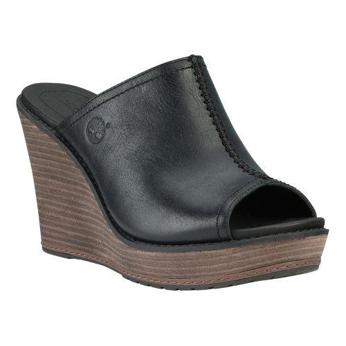 Womens Timberland EK Danforth Mule Casual Shoe - Black 5.5