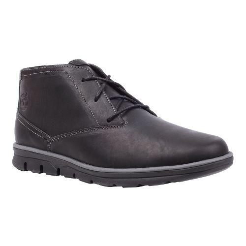 Mens Timberland EK Bradstreet Chukka Casual Shoe - Black Smooth 7