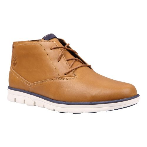 Mens Timberland EK Bradstreet Chukka Casual Shoe - Light Brown 8