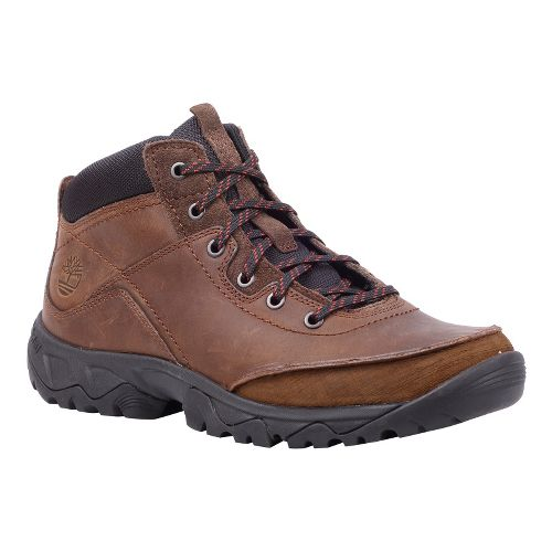 Mens Timberland EK Crawley Mid Casual Shoe - Dark Brown 7.5