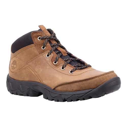 Mens Timberland EK Crawley Mid Casual Shoe - Light Brown 15