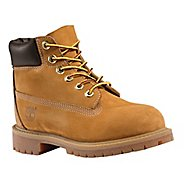 Kids Timberland 6 Premium Waterproof Boot Casual Shoe - Wheat 9.5C