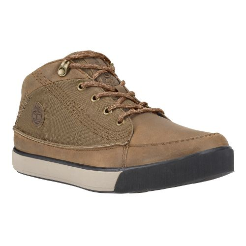 Mens Timberland EK Bragdon Chukka Casual Shoe - Brown 10