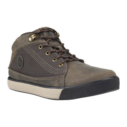 Mens Timberland EK Bragdon Chukka Casual Shoe - Dark Brown 12
