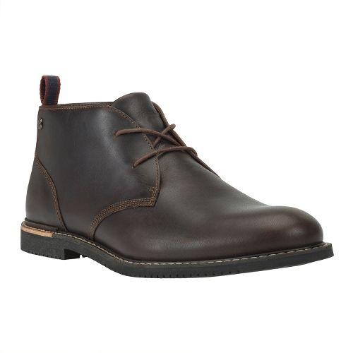 Mens Timberland EK Brook Park Chukka Casual Shoe - Brown Smooth 11.5