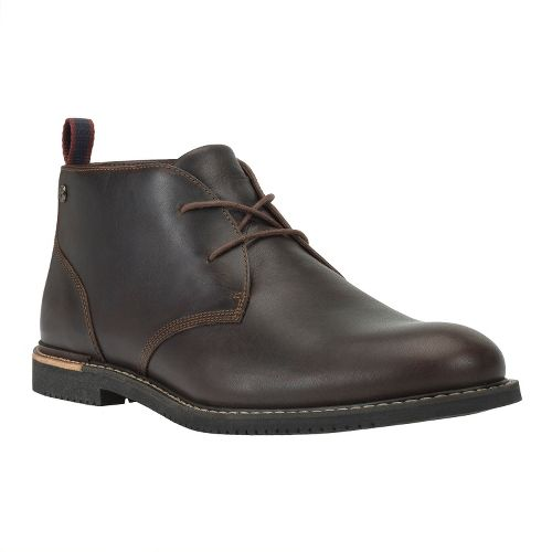Mens Timberland EK Brook Park Chukka Casual Shoe - Brown Smooth 14