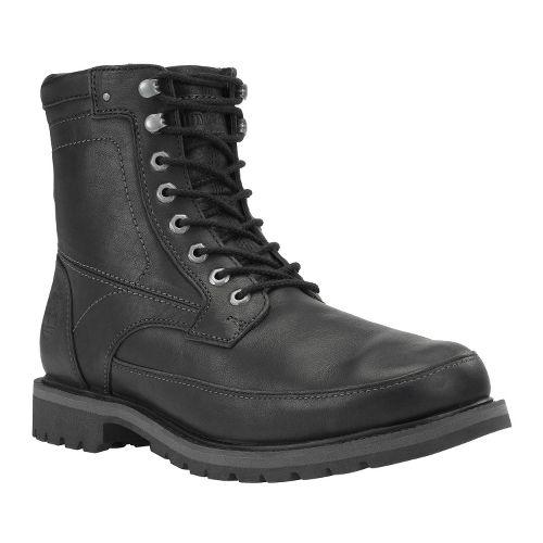 Mens Timberland EK Chestnut Ridge 6 Boot Waterproof Casual Shoe - Black Smooth 9.5