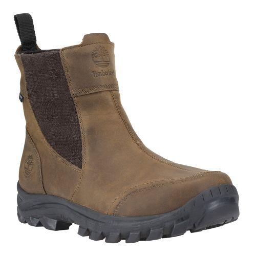 Mens Timberland EK Chillberg Boot Casual Shoe - Dark Brown 14