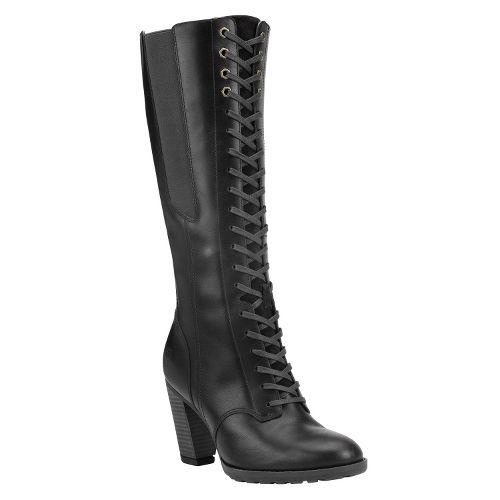 Womens Timberland EK Stratham Heights Casual Shoe - Black 6.5
