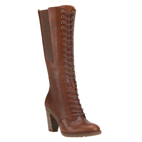 Womens Timberland EK Stratham Heights Casual Shoe - Glazed Ginger 8.5