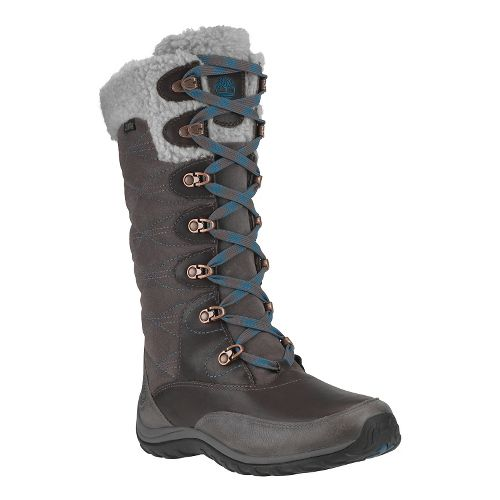 Womens Timberland EK Willowood Insulated Boot Casual Shoe - Dark Grey 5.5