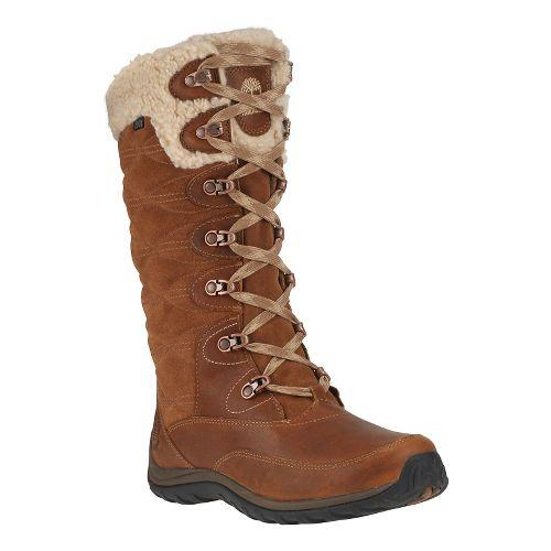 Womens Timberland EK Willowood Insulated Boot Casual Shoe - Medium Brown 11