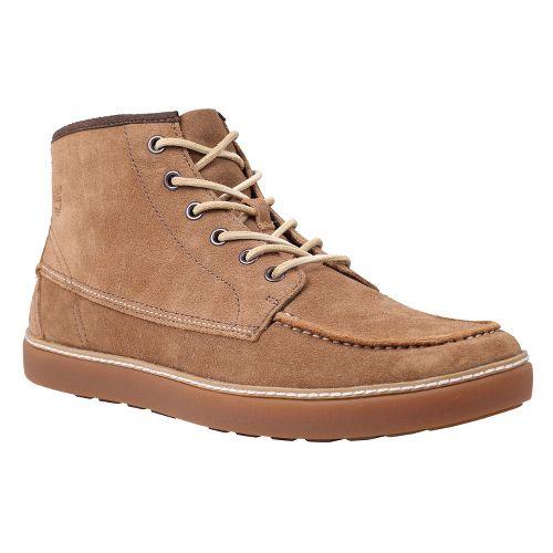 Mens Timberland EK Hudston Casual Shoe - Light Brown 12