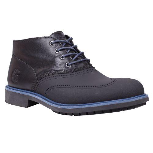 Mens Timberland EK Stormbuck Duck Chukka Casual Shoe - Black Full Grain 9.5