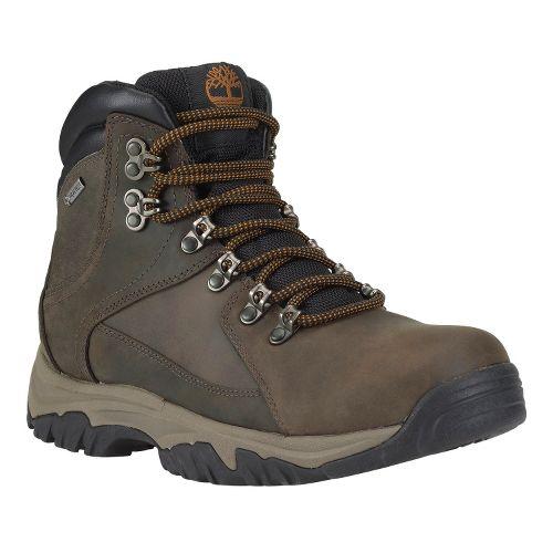 Mens Timberland Thornton Mid Gore Tex Hiking Shoe - Dark Brown 12