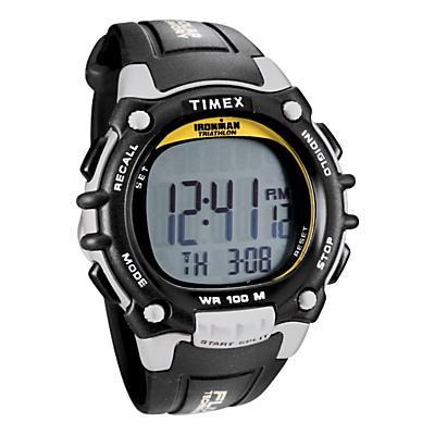 Mens Timex Ironman Flix 100 Lap Watch