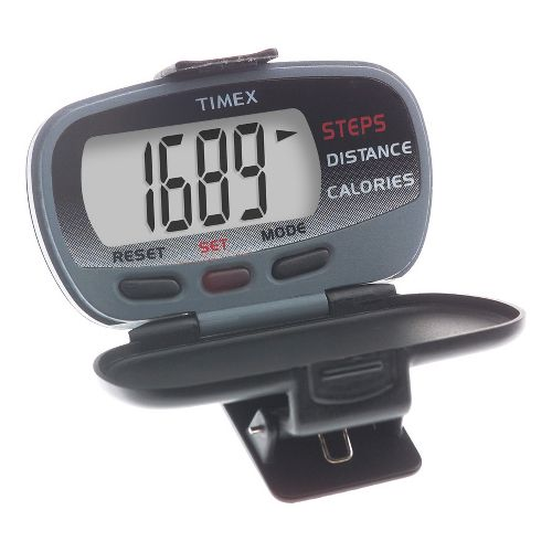 Timex Pedometer Monitors - Black