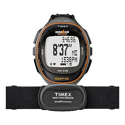 Timex Ironman Run Trainer with HRM Monitors