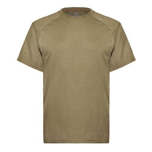 Mens Tasc Performance Carrollton T Short Sleeve Technical Tops - Coyote Brown XXL
