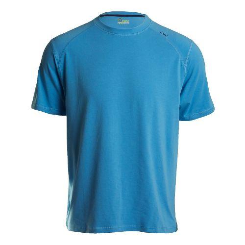 Mens Tasc Performance Carrollton T Short Sleeve Technical Tops - Blue Moon XL
