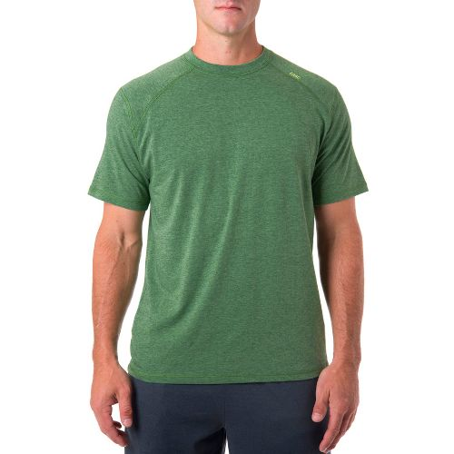 Mens Tasc Performance Carrollton T Short Sleeve Technical Tops - Mossy Heather XL