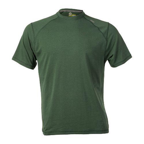 Mens Tasc Performance Carrollton T Short Sleeve Technical Tops - Thriv Green M