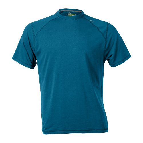 Mens Tasc Performance Carrollton T Short Sleeve Technical Tops - Tundra M