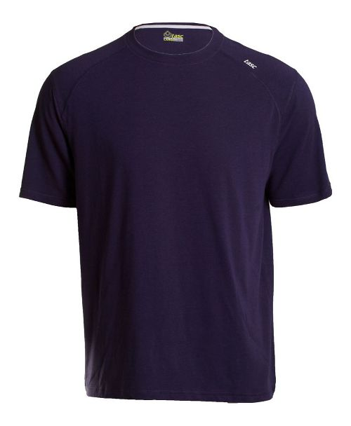 Mens Tasc Performance Carrollton T Short Sleeve Technical Tops - True Navy S