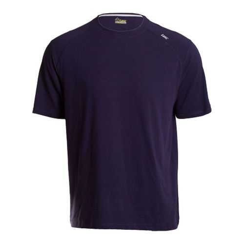 Mens Tasc Performance Carrollton T Short Sleeve Technical Tops - True Navy M