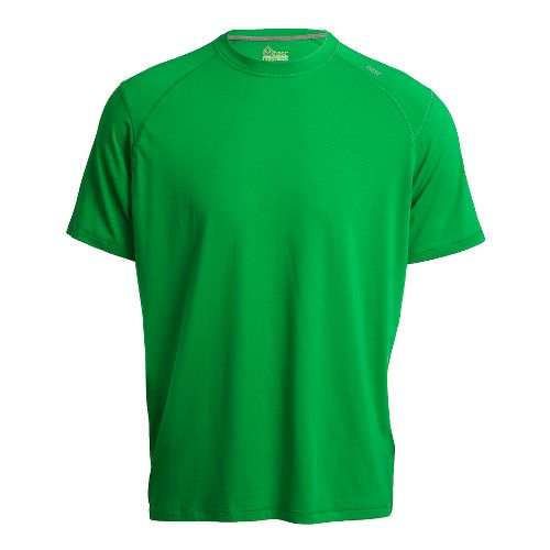Mens Tasc Performance Carrollton T Short Sleeve Technical Tops - Turf S