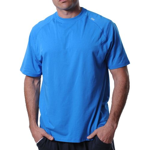 Mens Tasc Performance Carrollton T Short Sleeve Technical Tops - Ultra Blue XL