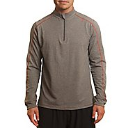 Mens Tasc Performance Core 1/4-Zip Long Sleeve 1/2 Zip Technical Tops