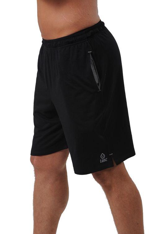 Mens Tasc Performance Vital Training Lined Shorts - Black S