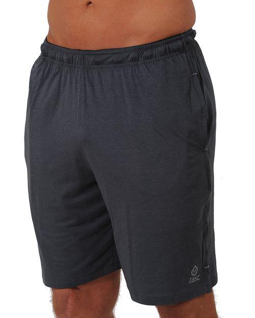 Mens Tasc Performance Vital Training Lined Shorts - Gunmetal M