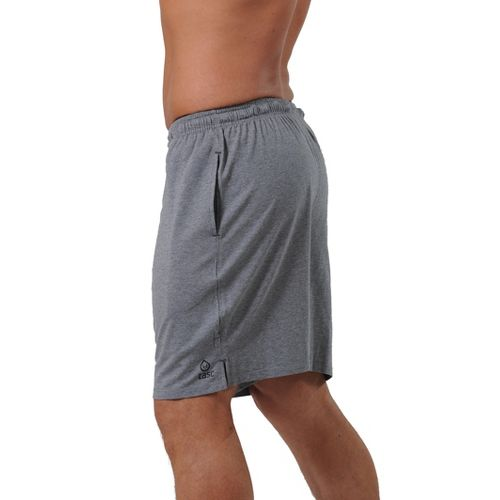 Mens Tasc Performance Vital Training Lined Shorts - Heather Grey XXL