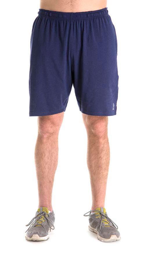 Mens Tasc Performance Vital Training Lined Shorts - True Navy L