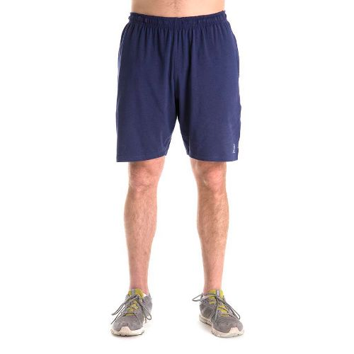 Mens Tasc Performance Vital Training Lined Shorts - True Navy L