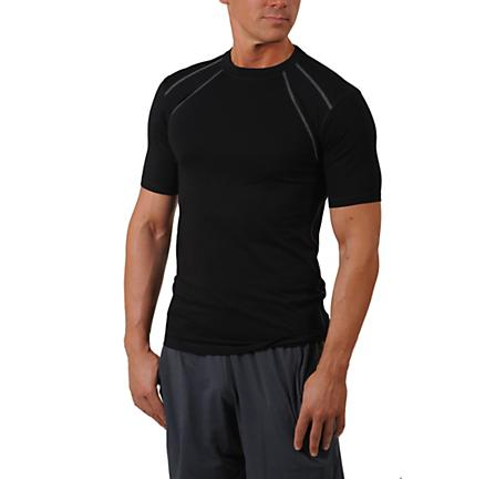 Mens tasc Performance Hybrid Fitted SS Crew Short Sleeve Technical Tops