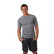Mens Tasc Performance Hybrid Fitted Crew Short Sleeve Technical Tops