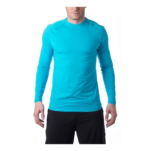 Mens Tasc Performance Beaver Falls Long Sleeve No Zip Technical Tops - Mt. Lake M ...