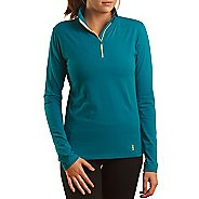 Womens Tasc Performance Sideline Long Sleeve 1/2 Zip Technical Tops