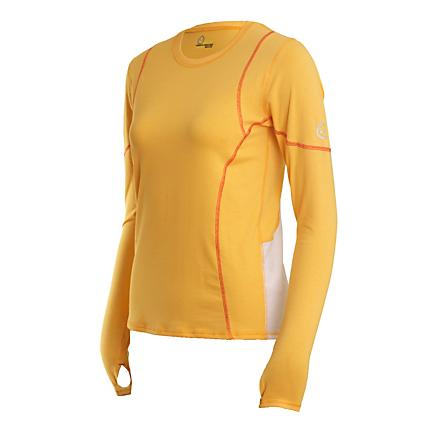 Womens Tasc Performance Breeze Long Sleeve No Zip Technical Tops