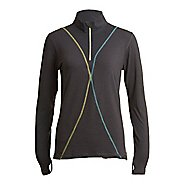 Womens Tasc Performance Chase Long Sleeve 1/2 Zip Technical Tops