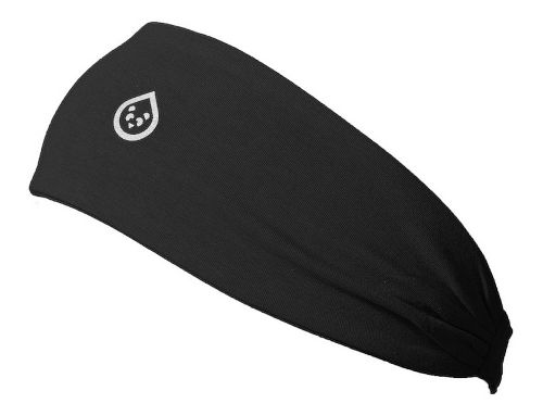 Womens Tasc Performance Headband Headwear - Black