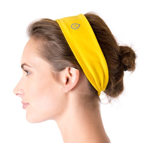 Womens Tasc Performance Headband Headwear - Honey Lemon