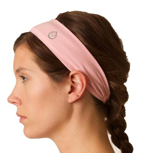 Womens Tasc Performance Headband Headwear - Petal Pink